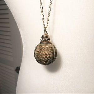 Jewelry - Ball Pendant Necklace